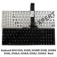 Keyboard ASUS X550 X550D X550DP X550E X550EA X550L X550LA X550LB Black