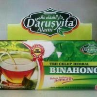 Teh celup herbal BINAHONG - DARUSYIFA