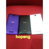 Sony Xperia C C2305 Backdoor Backcover Casing / Tutup Belakang