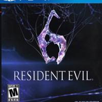 [PS4]Resident Evil 6 Remaster Reg 3