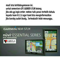 PROMO!! GPS GARMIN Nuvi 57LM + Free Lifetime Map Update