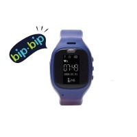 Bipbip Smartwatch (GPS For Kids) - Ungu