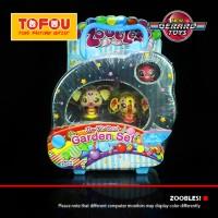 Zoobles Garden Set - Sega Toys - MIB