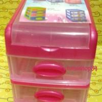 Mini Container / Laci Kecil Merk Shinpo (Susun 2)