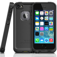 Best Underwater Waterproof Case/Casing iPhone 5/5s Lifeproof Redpepper