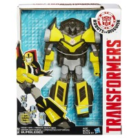 Transformers Robots In Disguise 3-Step Changers Night Ops Bumblebee Fi