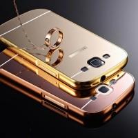 Galaxy S3 i9300 Aluminum Metal Bumper Mirror Hard Back Case