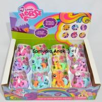 Figure Figurin Little Pony Surprise Egg Set / Telur Telor / Kuda Poni