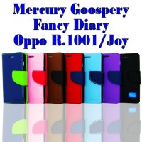 Mercury Goospery Fancy Diary Oppo R.1001/Joy