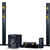 LG DVD HOME THEATER type DH7530T