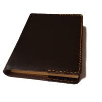 Leather Notebook-notepad Cover-leather Diary