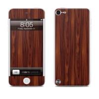 harga Garskin Apple Ipod Touch 5 Motif Dark Rosewood - bisa custom Tokopedia.com