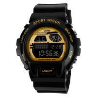 Jam Tangan SKMEI S-Shock Sport Watch Anti Air Bagus