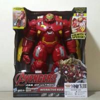 Action figure hulkbuster avengers hasbro toys mainan