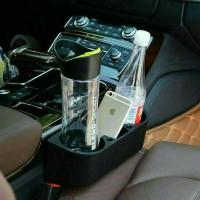 Cup Holder Organizer, Tempat Minuman untuk di Solat Mobil