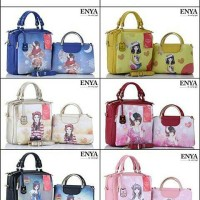 ENYA Fashion Ayu Ting Ting 2in1