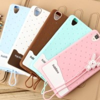 Fabitoo Cute Softcase Jelly Case Silikon - Oppo R7S 5.5' (5.5 inch)