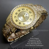 JAM TANGAN WANITA ROLEX RT 19 SEMI SUPER BOX EXCLUSIVE