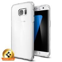 Original 100% Spigen Ultra Hybrid Galaxy S7 Edge Crystal Clear