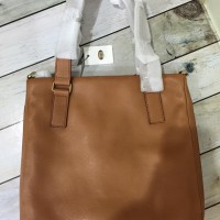 Fossil Preston Shopper Camel Bag Ori