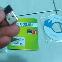 Slim USB WIfi seri N Untuk Laptop & PC ( Ungaran )