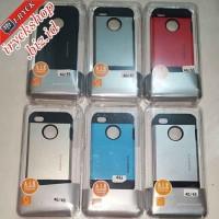 Hardcase Spigen SlimArmor Hp Iphone Apple 4, 4G atau 4S Armor Case