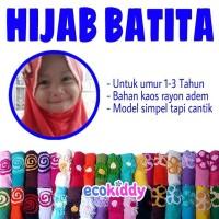 Jual Hijab Jilbab Kerudung Bergo Instan Anak Bayi Murah Adem BATITA Murah