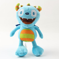 Boneka HENRY HUGGLEMONSTER Disney Junior Figure Cobby Plush Toys