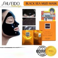 Masker Naturgo / Masker Wajah / Shiseido Masker Lumpur Naturgo Murah