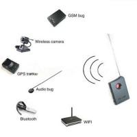 Wireless anti spy RF/Lens Multifunction Bug Detector - TD1