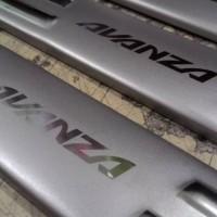 JSL J / S / L - Sillplate Sill Plate Samping Toyota All New Avanza Veloz
