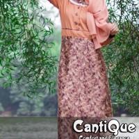 Jual Baju Batik Gamis Hijab Muslimah Batik Modern Untuk Pesta Kombinasi Murah
