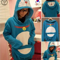 Jual Sweater Doraemon Pocket Murah