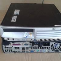 Cpu Dekstop MINI Build Up Merk HP GARANSI