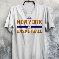 harga Baju Kaos Basket Nba New York Knicks Basketball Murah Bajukerenjakarta Tokopedia.com