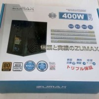 Power Supply Zumax 400W