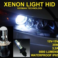 HID XENON LIGHT HEADLAMP ALL NEW ACCORD (Garansi Tukar Baru)