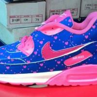 Sepatu Nike Airmax Women / Nike Love Biru / Sepatu Sport Wanita