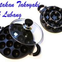 Jual Cetakan kue 15 lubang (takoyaki) / Snack maker takoyaki 15 lubang Murah