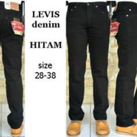 Levi's Jeans | Regular Fit (Bukan Skinny Jeans) Pria /) Celana Jeans