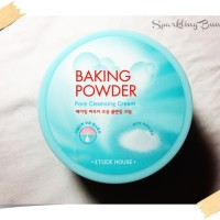 ETUDE HOUSE -Baking Powder Pore Cleansing Cream 180 Ml
