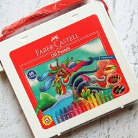 crayon faber castell isi 60 pcs
