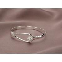 Gelang Wanita Elegan / Romantic Flower Bracelet 925 Sterling Silver