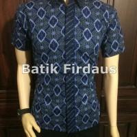 Jual Kemeja Hem Batik SC01 Murah