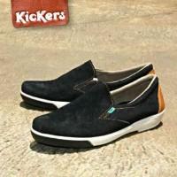 Kickers Casual Slop Tennaris Suede #KC104