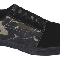 Sepatu Kets Army | Sneakers | Sepatu Kanvas Catenzo 107