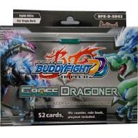 BUDDYFIGHT Triple D Start Deck Vol.2 BFE-D-SD02 Cross Dragoner