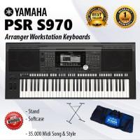 harga Keyboard Yamaha PSR S970 / PSRS970 / PSR-S970 / Arranger Keyboard Tokopedia.com