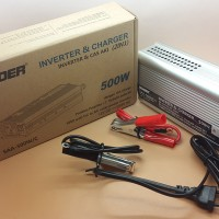 SUOER 2 in 1 (Inverter + Charger) 500 watt Typer SAA-500W/C