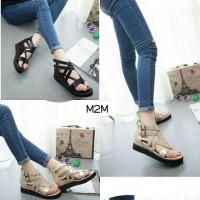 Sepatu Murah Sandal Wanita Murah Gladiator M2m